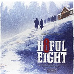 Ennio Morricone: The Hateful Eight - film score album cover