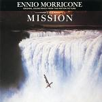Ennio Morricone - The Mission soundtrack CD cover