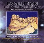 Evolution - The Music from Dr Who: Original Music from the BBC TV Series - Jeff McCulloch & Ron Grainer