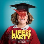 Fil Eisler : Life of the Party - score album cover