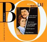 Francis Lai - Le Passager de la Pluie soundtrack CD cover