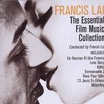 Francis Lai: The Essential Film Music Collection - compilation album CD cover