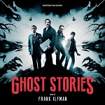 Frank Ilfman: Ghost Stories - film score album cover