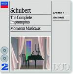 Franz Schubert: Complete Impromptus & Moments Musicauz played by Alfred Brendel