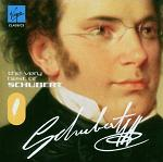 Franz Schubert: The Very Best of Schubert - double CD album cover