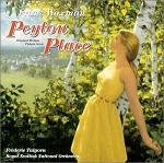 Franz Waxman - Peyton Place soundtrack CD cover
