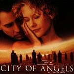 Gabriel Yared: City of Angels - soundtrack CD cover