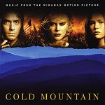 Gabriel Yared: Cold Mountain - soundtrack CD cover