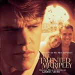 Gabriel Yared: The Talented Mr. Ripley - soundtrack CD cover