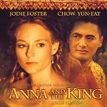 George Fenton - Anna and the King soundtrack CD cover