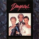 George Fenton - Dangerous Liaison soundtrack CD cover