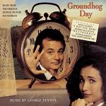 George Fenton - Groundhog Day soundtrack CD cover