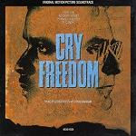 George Fenton and Jonas Gwangwa - Cry Freedom soundtrack CD cover