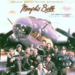 George Fenton - Memphis Belle soundtrack CD cover