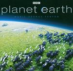 George Fenton - Planet Earth soundtrack CD cover
