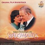 George Fenton - Shadowlands soundtrack CD cover