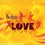 George Martin: Beatles Love album cover