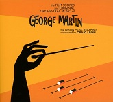 George Martin: Film Music and Original Orchestral Music - album cover
