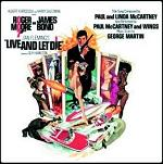 George Martin: Live and Let Die soundtrack CD cover