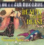 Georges Auric: Beauty and the Beast - soundtrack album cover
