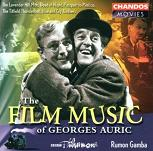 Georges Auric: The Film Music of Georges Auric - album cover