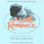 Georges Delerue - A Little Romance CD soundtrack cover