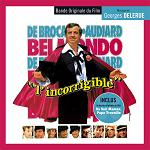 Georges Delerue - L'Incorrigible soundtrack CD cover