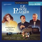Georges Delerue - Le Bon Plaisir soundtrack CD cover