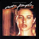 Giorgio Moroder - Cat People soundtrack CD album cover