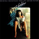 Giorgio Moroder - Flashdance CD soundtrack album cover