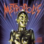 Giorgio Moroder - Metropolis soundtrack CD cover