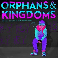 Giovanni Rotondo: Orphans and Kingdoms - NFT limited edition album cover