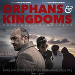 Giovanni Rotondo: Orphans & Kingdoms - film score album cover
