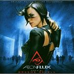 Graeme Revell - Aeon Flux soundtrack CD cover