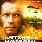 Graeme Revell - Collateral Damage soundtrack CD cover
