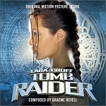 Graeme Revell - Lara Croft: Tomb Raider soundtrack CD cover