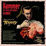 Hammer: The studio that Dripped Blood - soundtrack CD cover