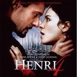 Hans Zimmer & Henry Jackman - Henri 4 soundtrack CD cover