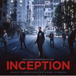 Hans Zimmer - Inception soundtrack CD cover