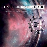 Hans Zimmer: Interstellar - film score soundtrack album cover