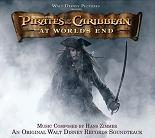 Hans Zimmer - Pirates of the Caribbean: At World's End soundtrack CD cover