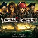 Hans Zimmer - Pirates of the Caribbean: On Stranger Tides UK soundtrack CD cover