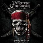 Hans Zimmer - Pirates of the Caribbean: On Stranger Tides US soundtrack CD cover