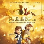 Hans Zimmer & Richard Harvey: The Little Prince - film score album cover