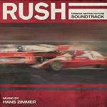 Hans Zimmer: Rush - soundtrack CD cover