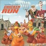 Harry Gregson-Williams and John Powell - The Chicken Run soundtrack CD cover