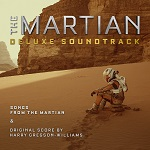 Harry Gregson-Williams: The Martian - De-Luxe Soundtrack with Score and Songs