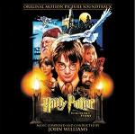 John Williams - Harry Potter and the Philosopher's Stone soundtrack CD cover