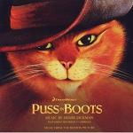 Henry Jackman : Puss in Boots - soundtrack CD cover