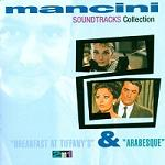 Henry Mancini - Breakfast at Tiffany's & Arabesque double-soundtrack CD cover